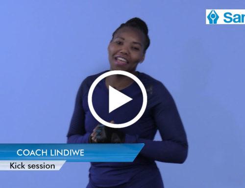 IGNITE 2021 Week 10: Kick with Coach Lindiwe