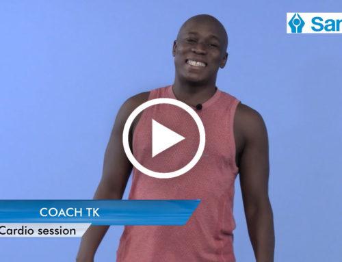 IGNITE 2021 Week 12: Cardio with Coach TK