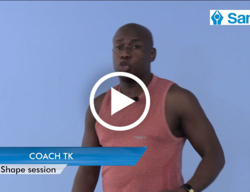 IGNITE 2021 Week 3: Shape Body Conditioning with Coach TK