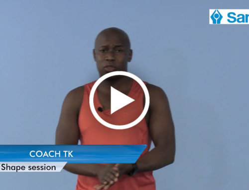IGNITE 2021 Week 6: Shape & Body Conditioning with Coach TK