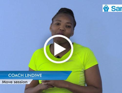 IGNITE 2021 Week 7: Move with Coach Lindiwe