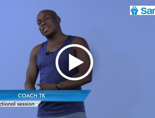 IGNITE 2021 Week 9: Functional Fitness with Coach TK