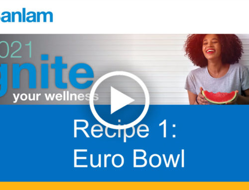 Healthy Cooking with Chef Darren Hayter Dish 1: Euro Bowl