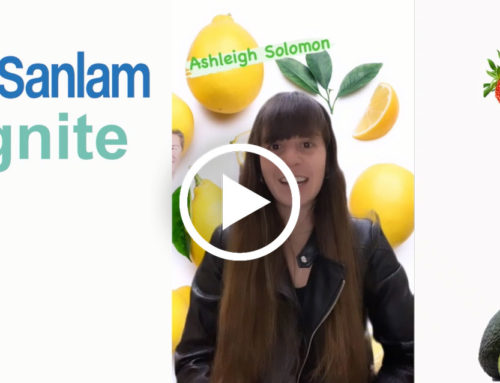 Nutritional Series with Ashleigh Solomon Registered Dietitian Healthy Food Swaps