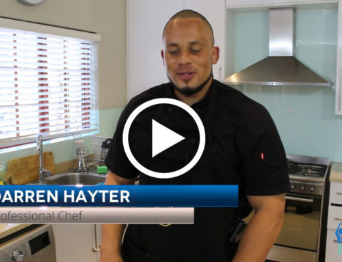 Cooking With Darren Hayter 3 Dishes